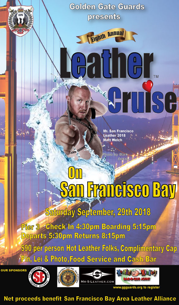 Leather Cruise Flyer